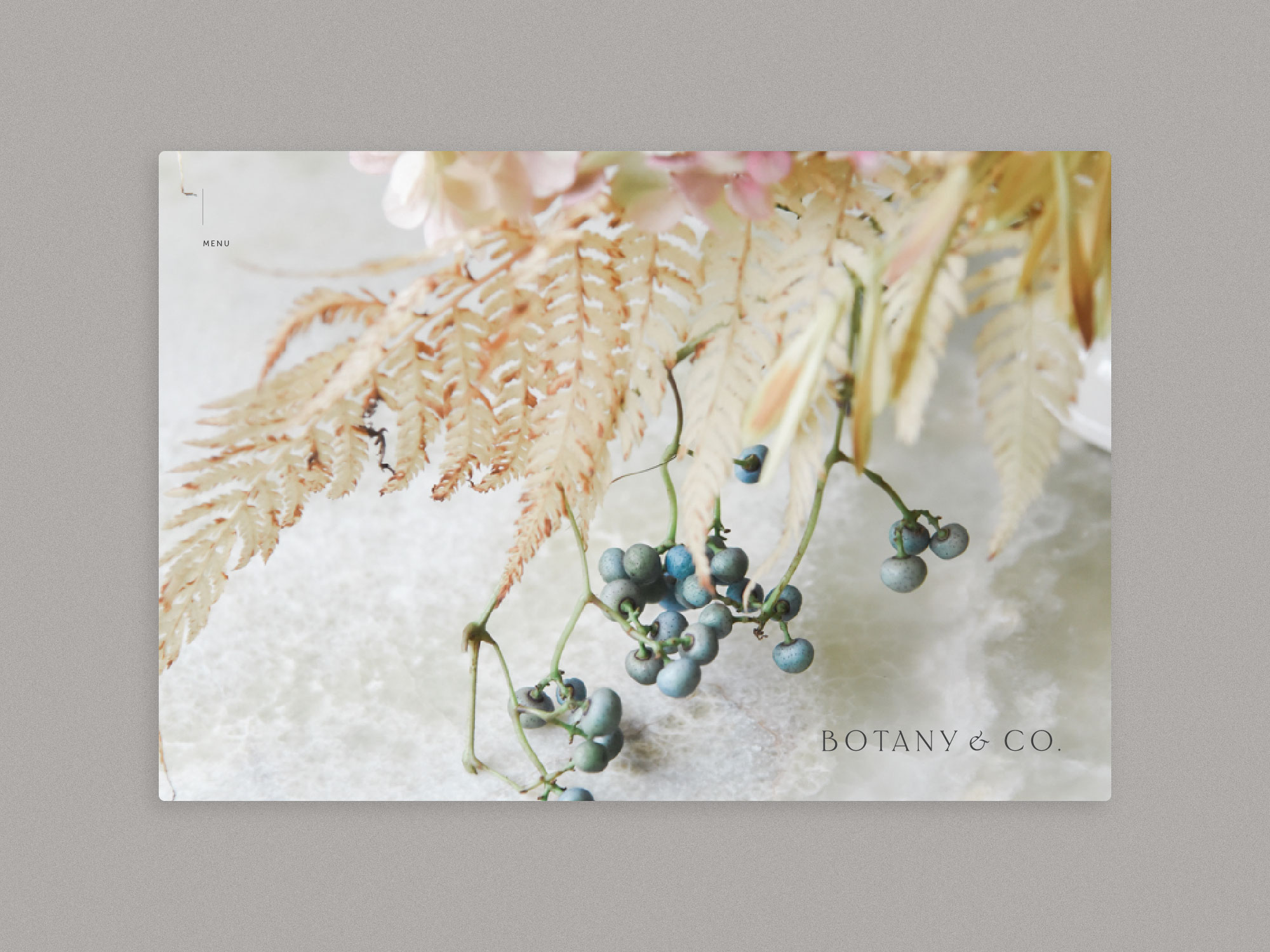 Botany & Co by Kindred Studio