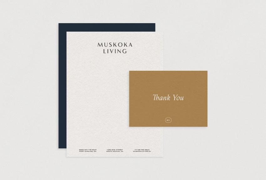 Muskoka Living by Kindred Studio